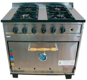 Cocina Tecno Calor AB 4S Semi Industrial