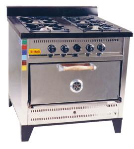 Cocina Tecno Calor 850