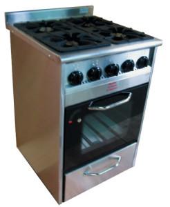 Cocina Tecno Calor Familiar Sonia Premium Grill