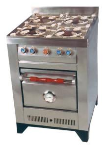 Cocina Tecno Calor Familiar Sonia Semi Industrial