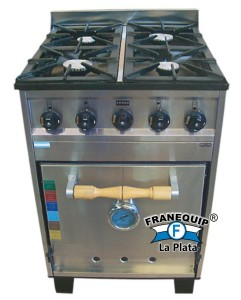 Cocina Tecno Calor Familiar Sonia 580