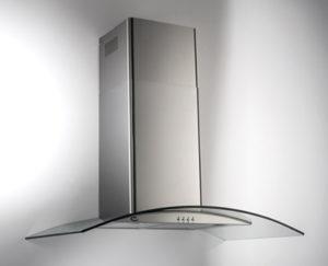 Campana extractor TST Lacar Cristal