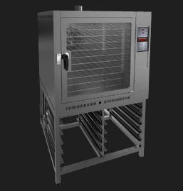 Horno Convector Brafh HC 1030 electrico o gas